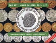 Coins Australia - 1990-2009