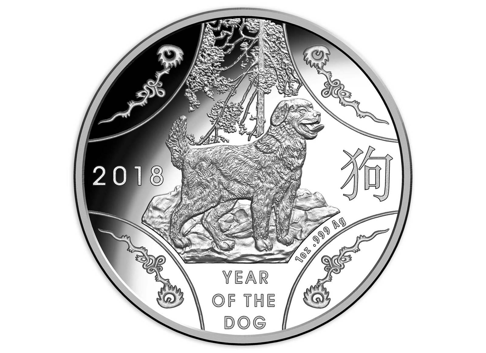 lunar year coins