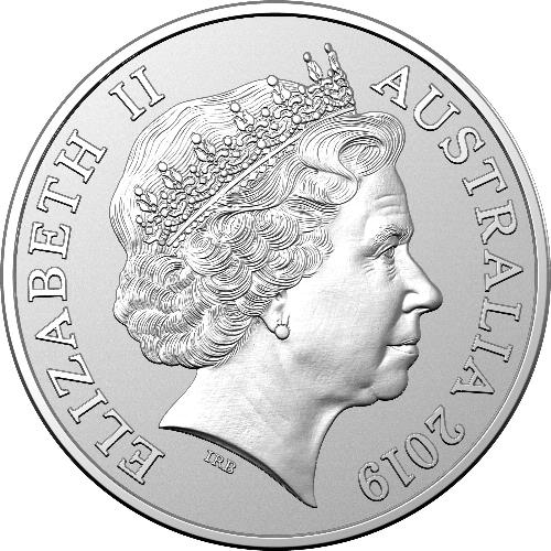 Coins Australia 2019 1 Fine Silver Frosted Uncirculated Coin Kangaroo Series Seasons Change