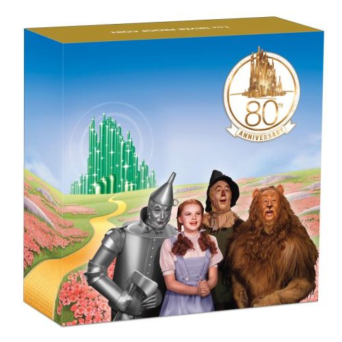 Coins Australia The Wizard Of Oz 80th Anniversary 2019