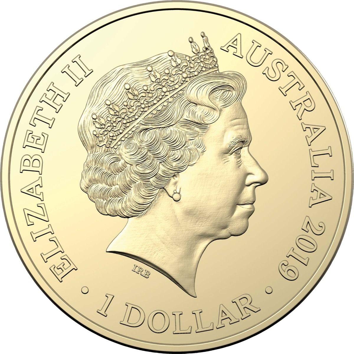Coins Australia 2019 Icc Cricket World Cup 1 Al Br Uncirculated Coin