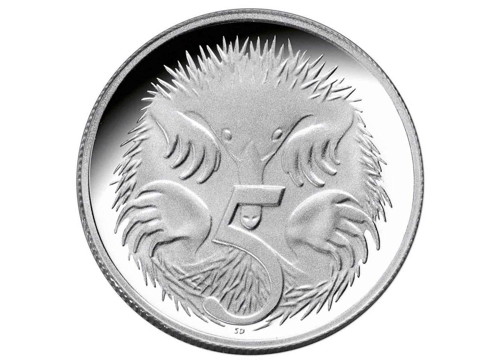 Coins Australia 2015 Fine Silver Proof Year Set
