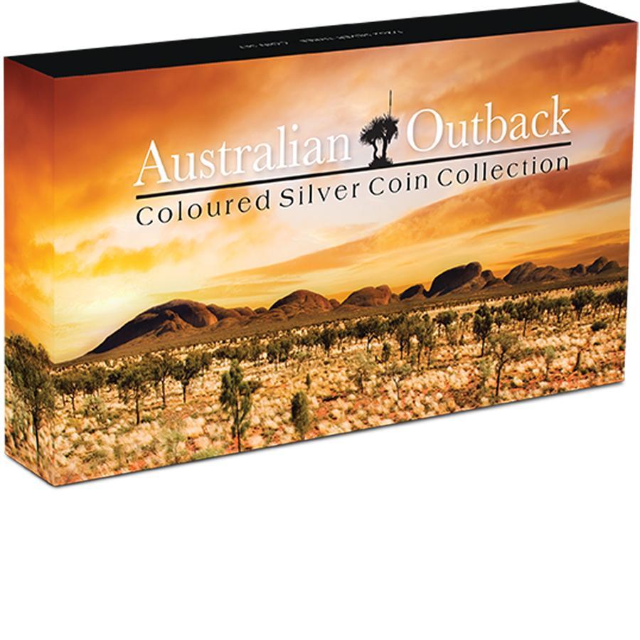 Coins Australia Australian Outback 2015 1 2oz Silver