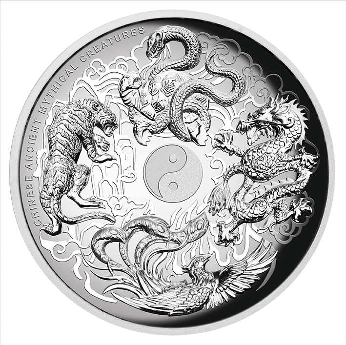 Coins Australia Sold Out 2015 Ancient Mythical