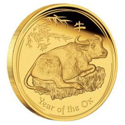 Coins Australia 2009 Australian Lunar Series Ii Year Of