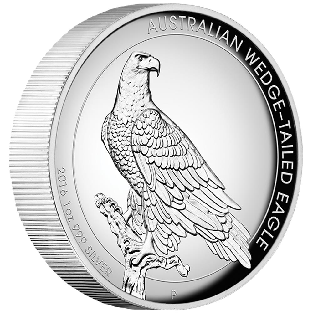 Coins Australia 2016 Australian Wedge Tailed Eagle 1oz
