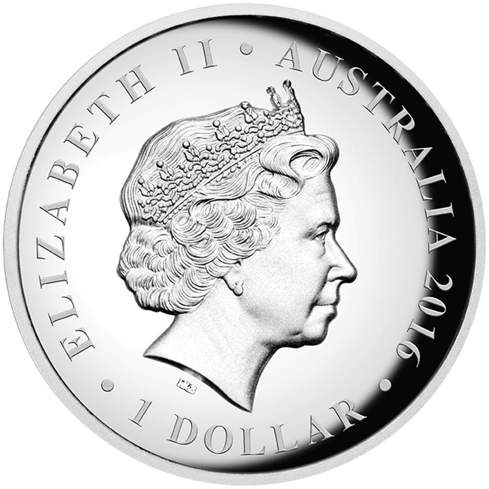 Coins Australia 2016 Her Majesty Queen Elizabeth Ii 90th