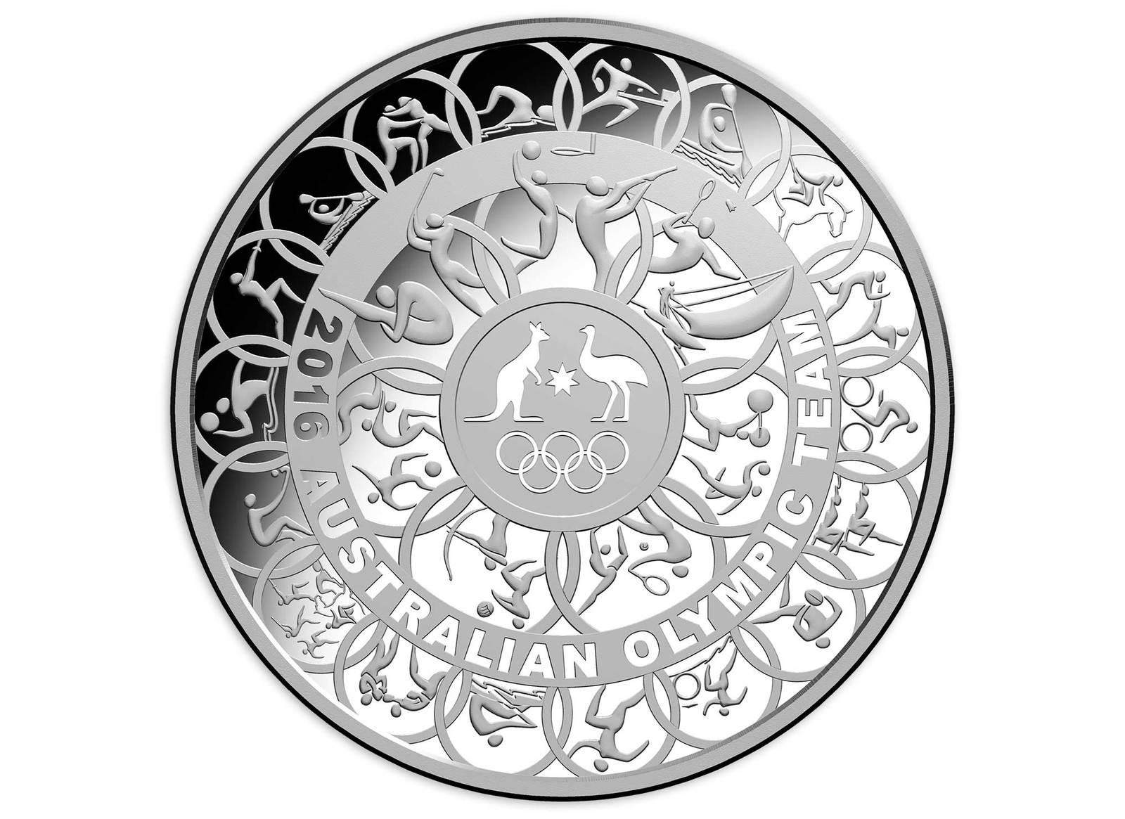 Coins Australia 2016 30 1kg Fine Silver Proof Coin