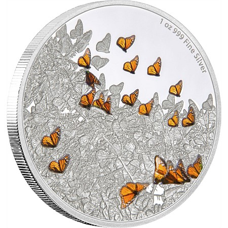 Coins Australia 2016 Great Migrations Monarch