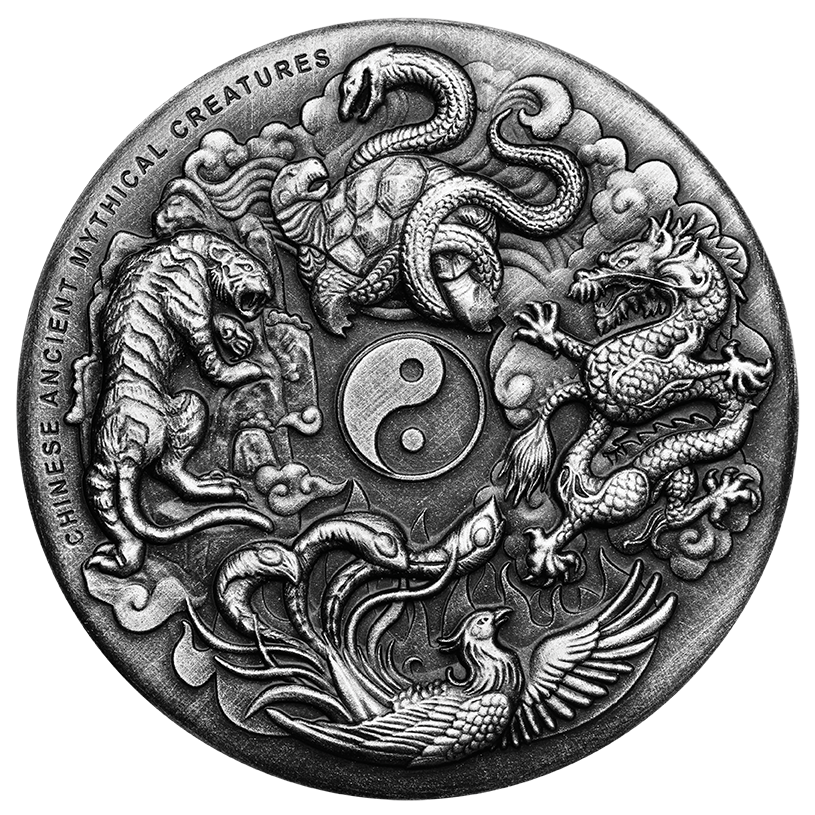 Coins Australia 2016 Autographed Ancient Mythical