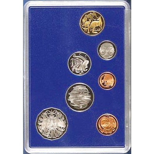 Coins Australia 1987 Australian Proof Coin Set